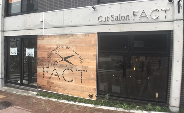 Cut Salon FACT様